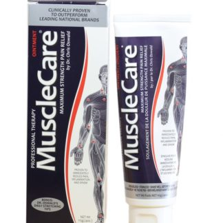 MuscleCare Max. Strength Ointment (4oz)